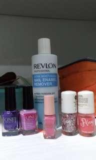Nail Polish & Remover
