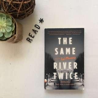 Same River Twice by Ted Mooney book