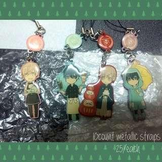 WTS TEN COUNT, YURI ON ICE!!!, HAIKYUU, IDOLISH 7 OFFICIAL MERCHANDISE