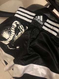 adidas kick boxing short
