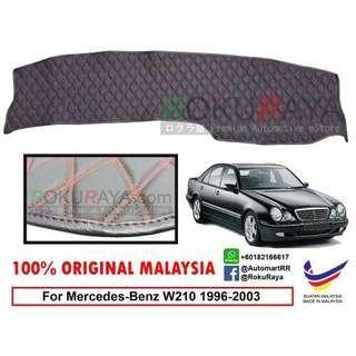 dashboard cover mercedes w210