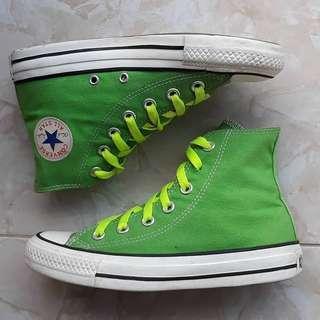 Converse CT All Star High Green Original size 35