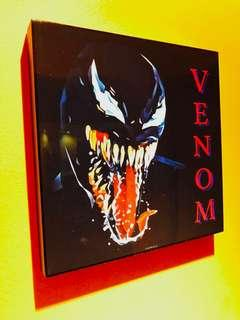 🚚 Venom : Pop Art Poster Frame