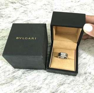 Bulgari B-Zero 18ct White Gold Ring Size 51 Pristine Condition With Box  #bulgari #luxuryjewelry #opulence #jewelry #aparadoor #aparadoorjewelry