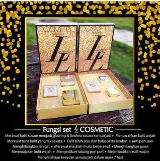 🚚 luffiya skincare trial set 3in1 small (INSTOCK)