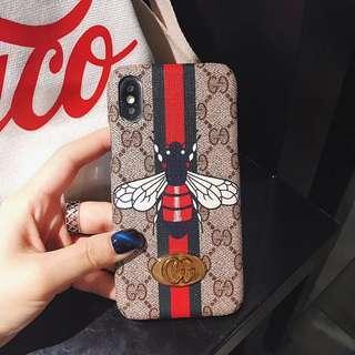 Gucci Bee Design Case X/XS XS Max