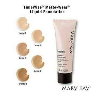 [Reduced] Mary Kay Timewise Matte-Wear Foundation