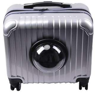 Pet luggage carrier