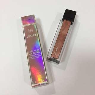 (Never Used) Jouer Long-Wear Lip Creme Liquid Lipstick (Rose Gold)