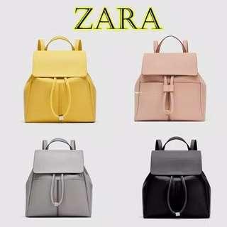 FREE ONGKIR Zara Backpack / Ransel