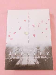 OFFICAL BTS EPILOGUE DVD