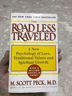 The Road Less Travelled - M Scott Peck