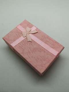 Pink Jewellery Box / Gift Box