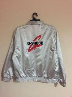 G-Shock jacket bomber jacket