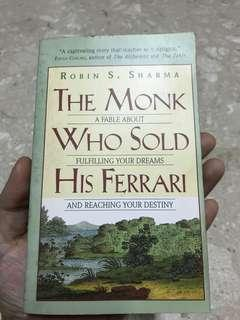 The Monk Who Sold His Ferrari - Robin S Sharma