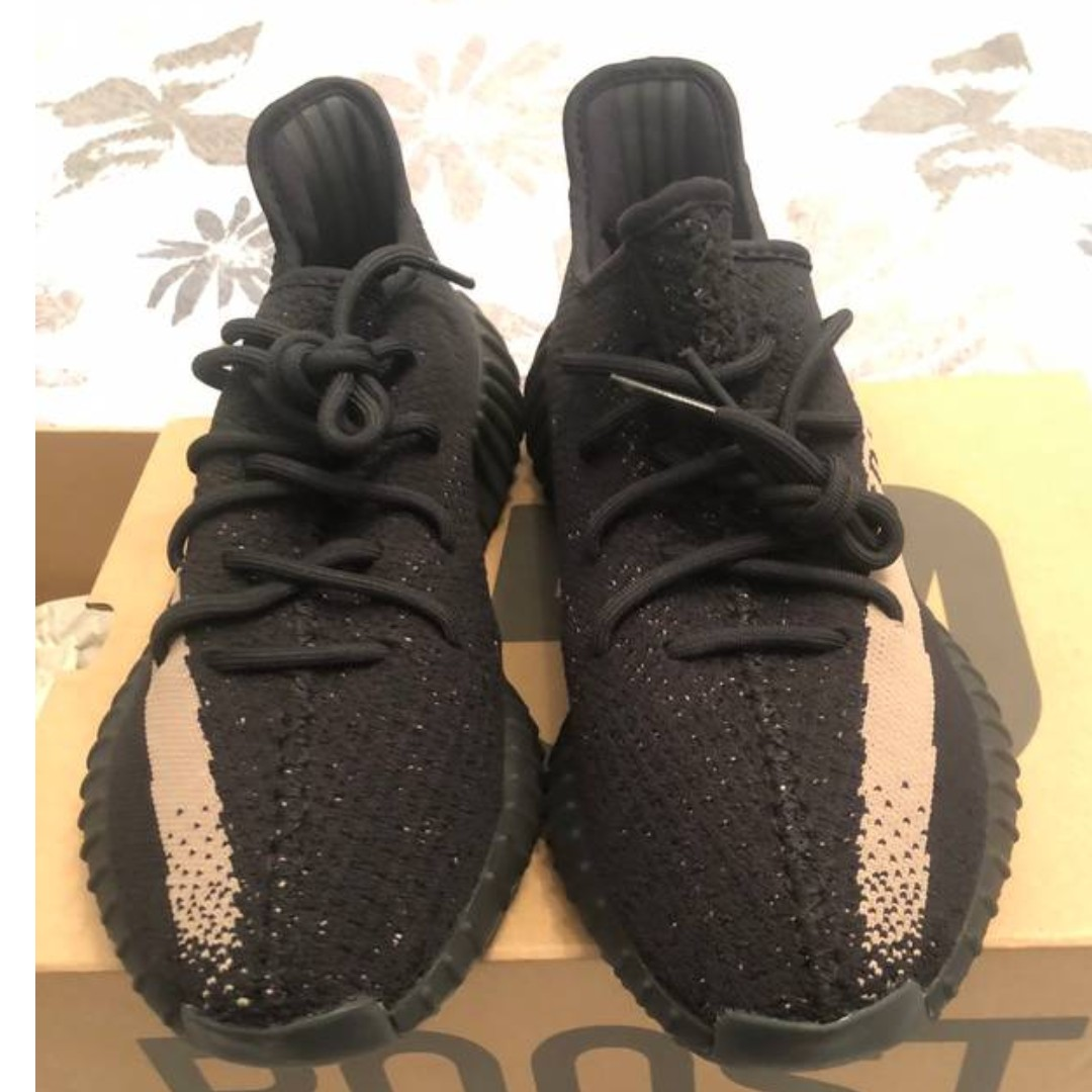 08f82704 Adidas Kanye West x Yeezy Boost V2, Men's Fashion, Footwear ...