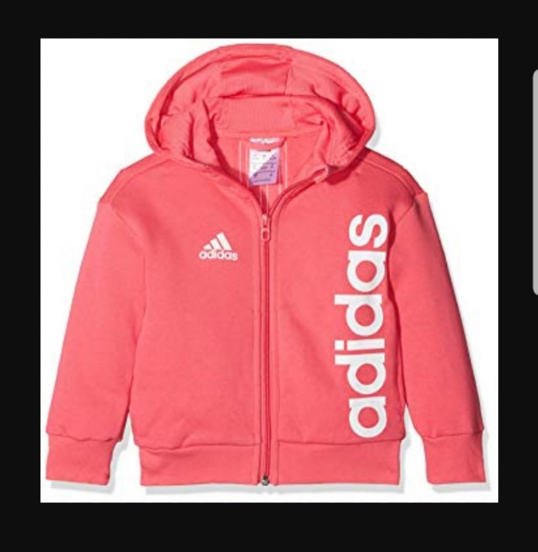adidas hoodie age 6