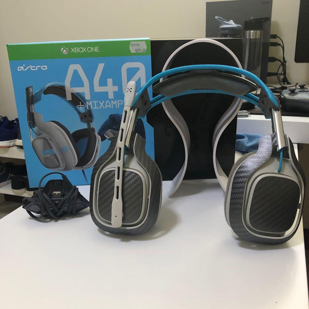 Astros A40 + Mixamp M80