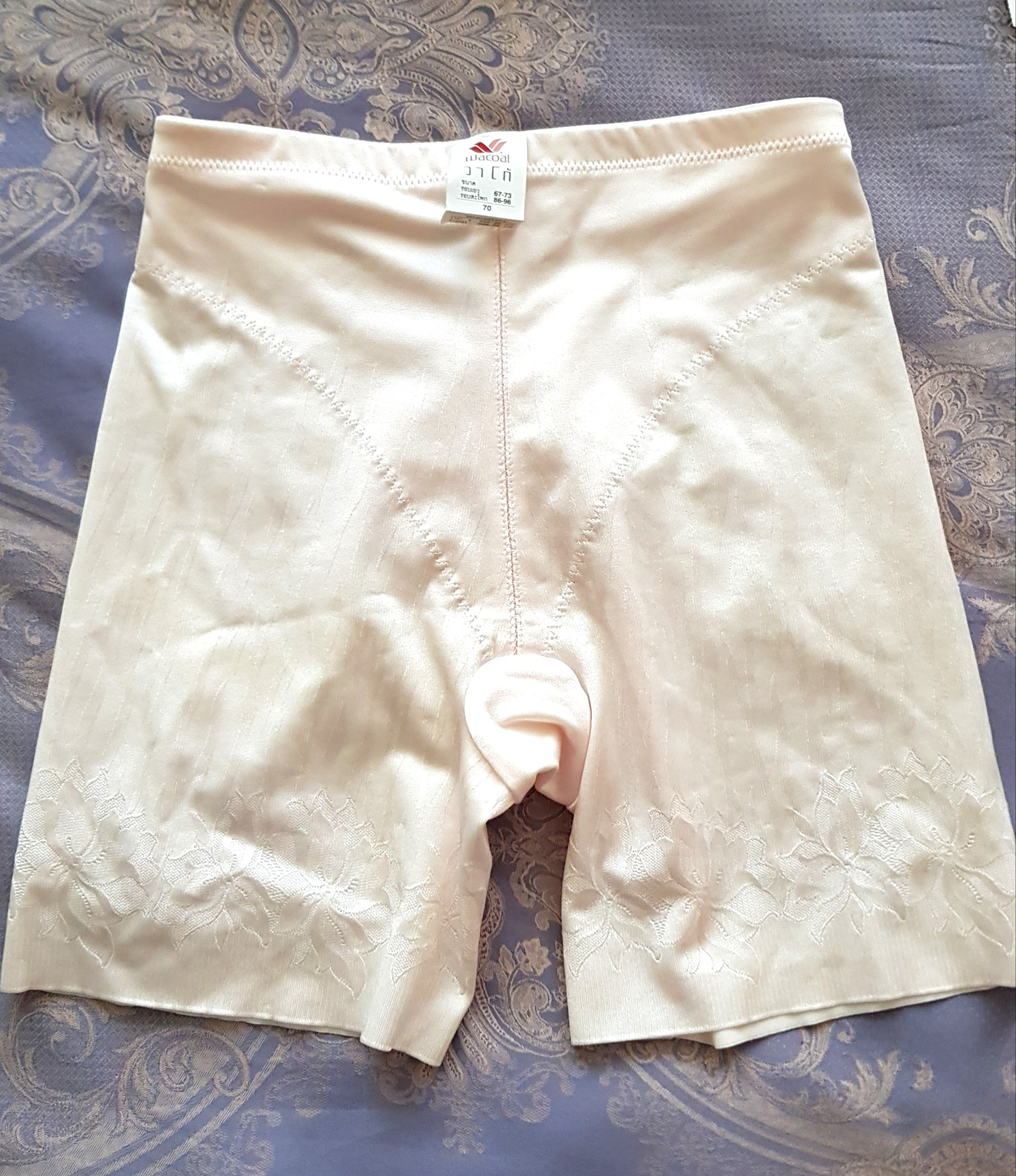53367659cbd6 Authentic BN new Beige pink WACOAL support panty - size 70, Thailand ...
