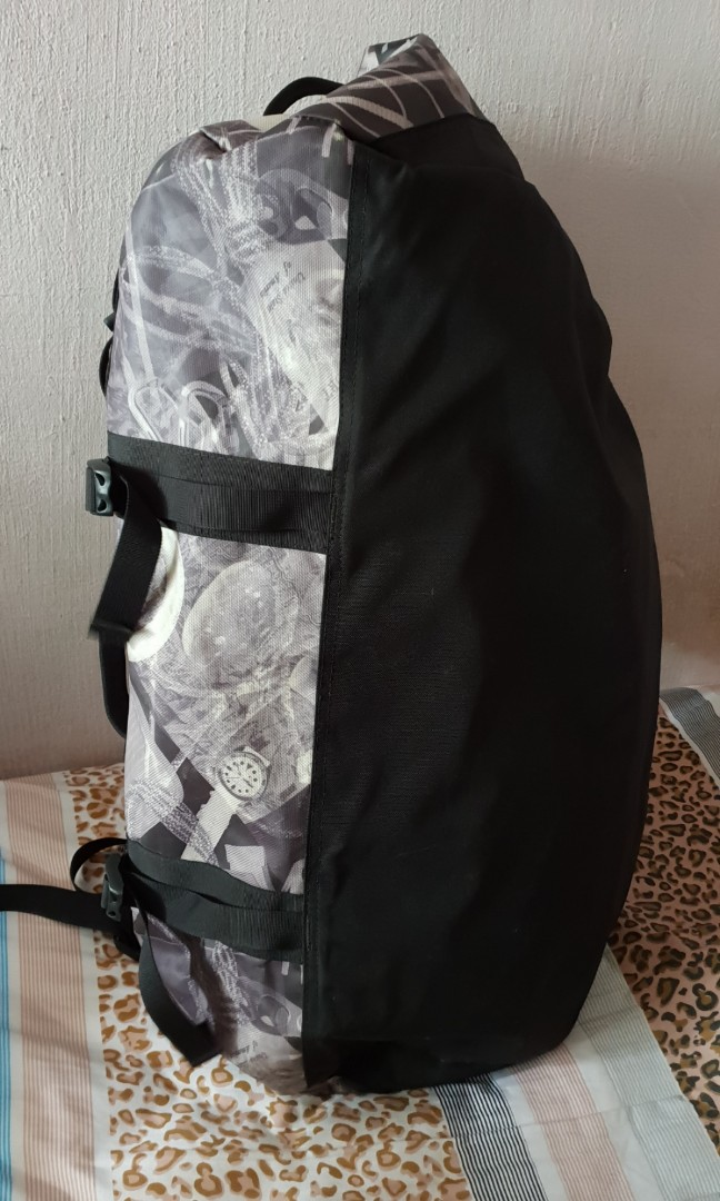 86cc77968f7 Authentic The North Face Base Camp Duffel M X-ray print