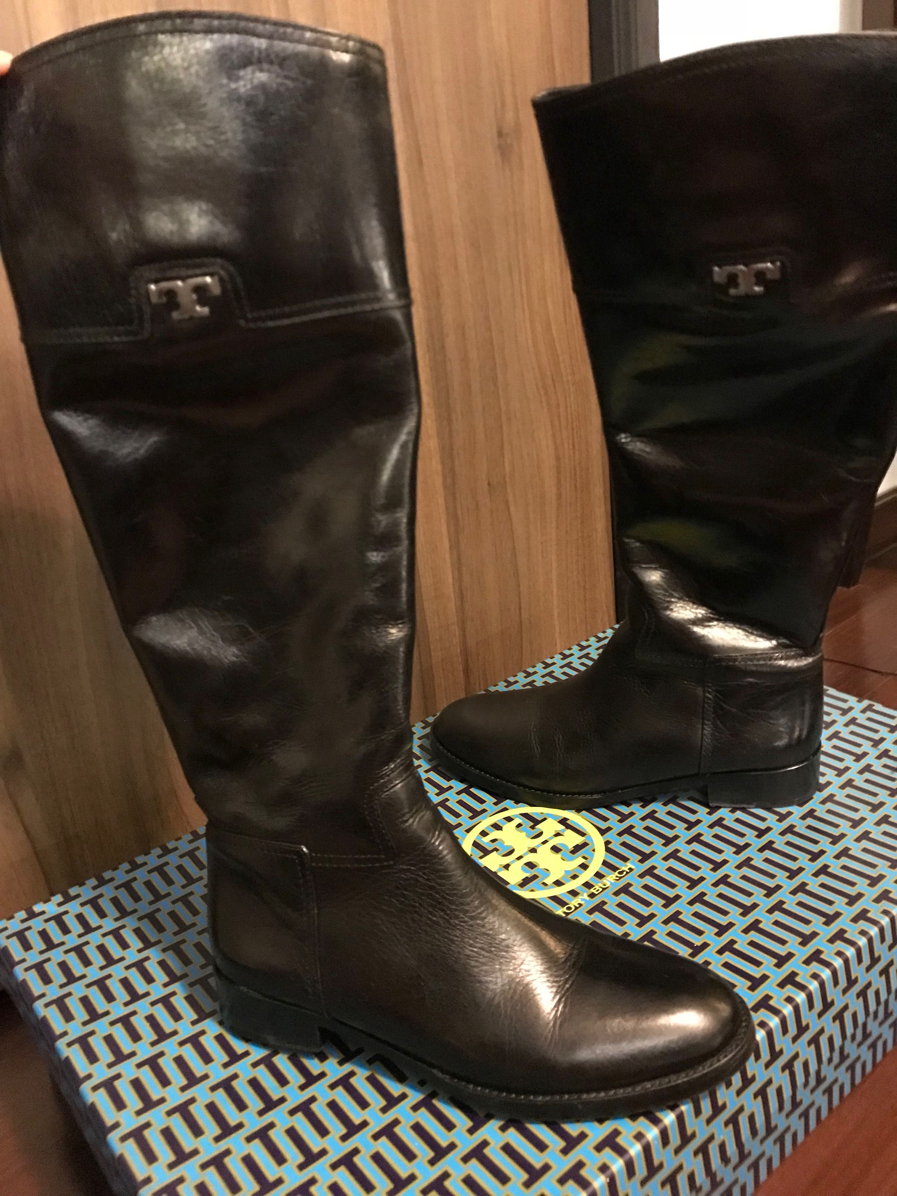 2a0a9b46013b Authentic Tory Burch boots