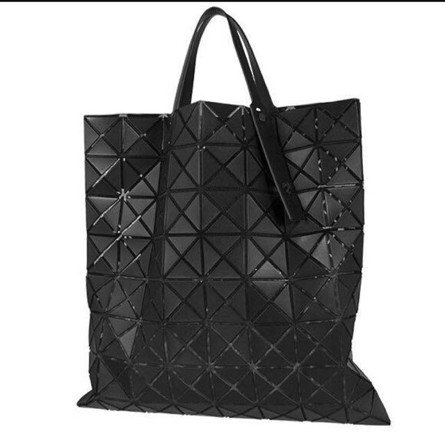 0bba4a202c BAOBAO Issey Miyake Lucent Pro Tote Bag Matte Black
