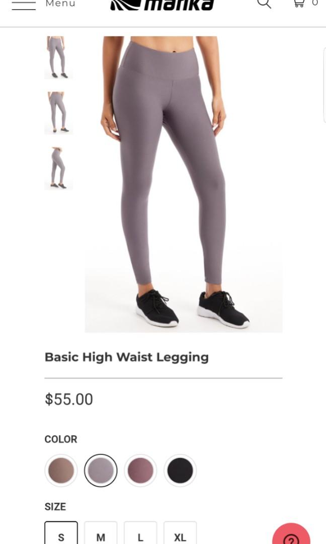 e4e5d93631 BNWT Marika Yoga High Waist Tummy Control Leggings, Sports, Sports ...