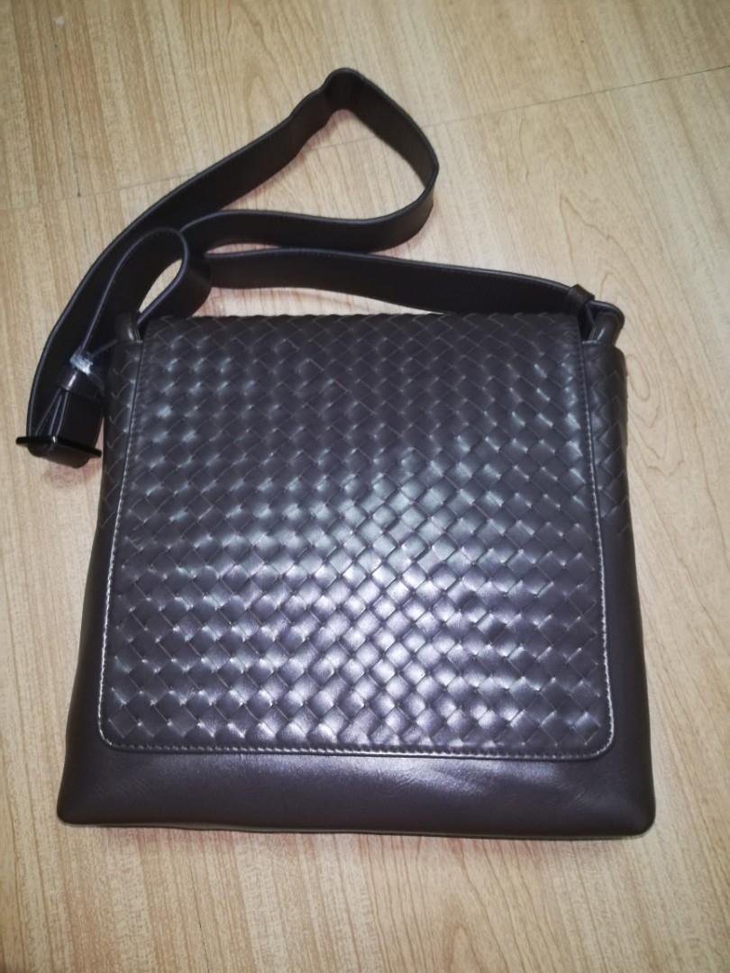 Bottega Veneta men s sling bag, Men s Fashion, Bags   Wallets, Sling Bags  on Carousell 086d3b01de