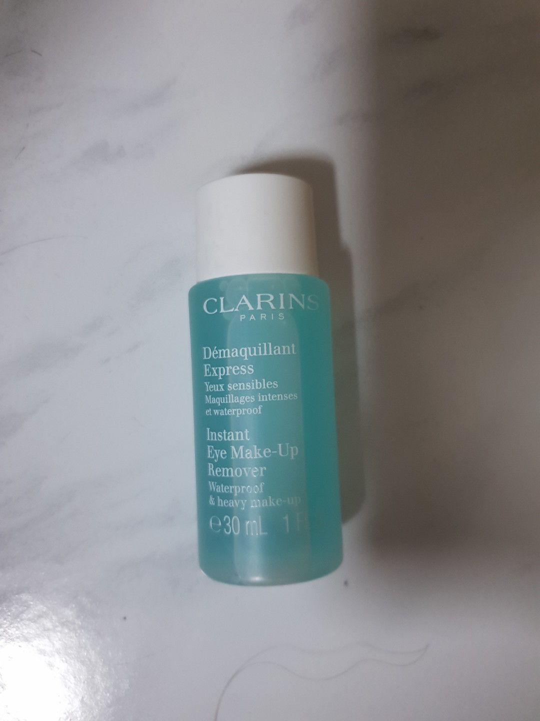 Clarins Instant Eye Makeup Remover 30ml Health Beauty Face