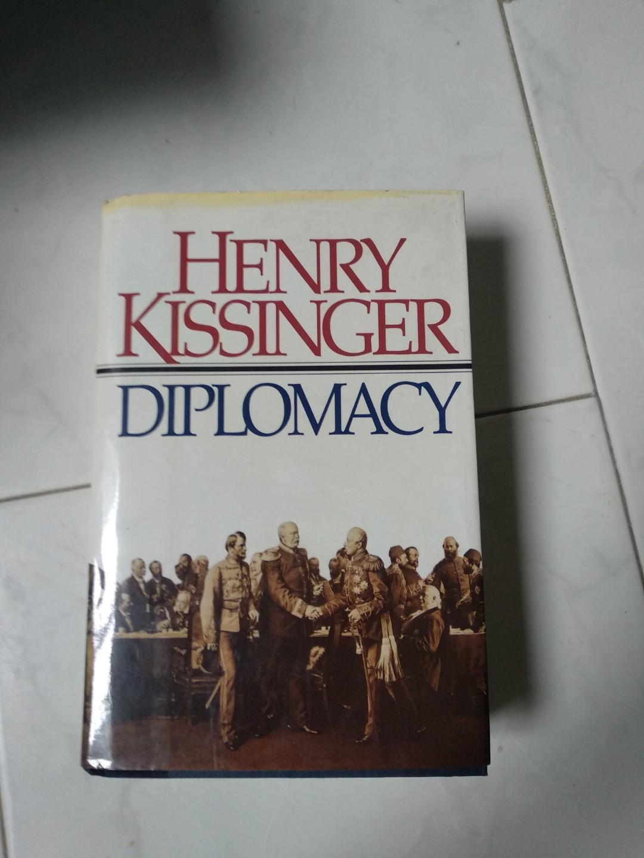 Henry Kissinger Diplomacy, Books & Stationery, Non-Fiction