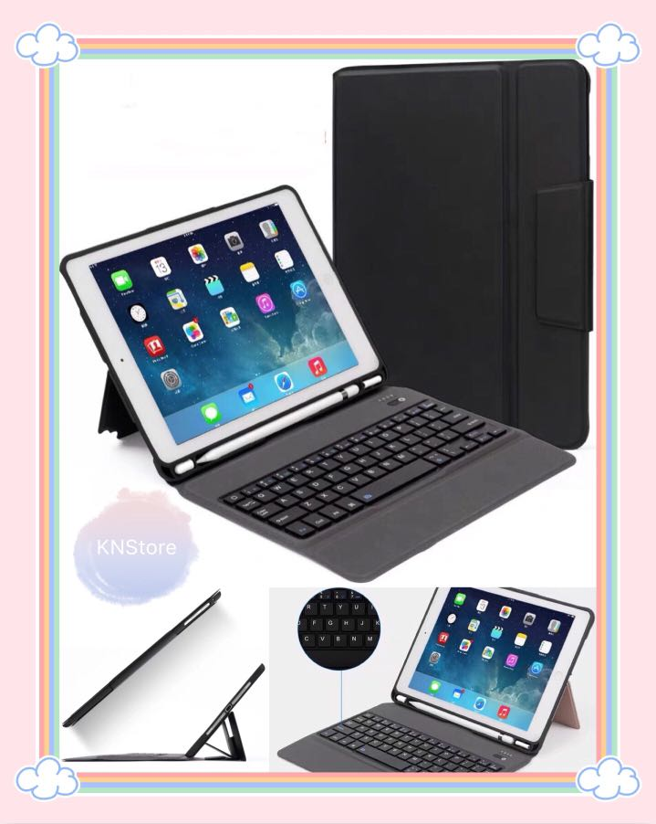 huge selection of 80182 81563 iPad 9.7 Smart Keyboard Case with Pencil Holder