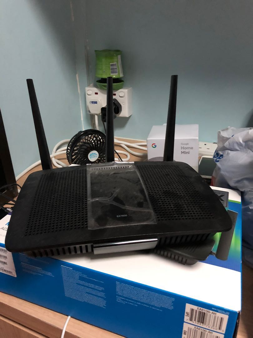 Linksys Wireless Router EA7500