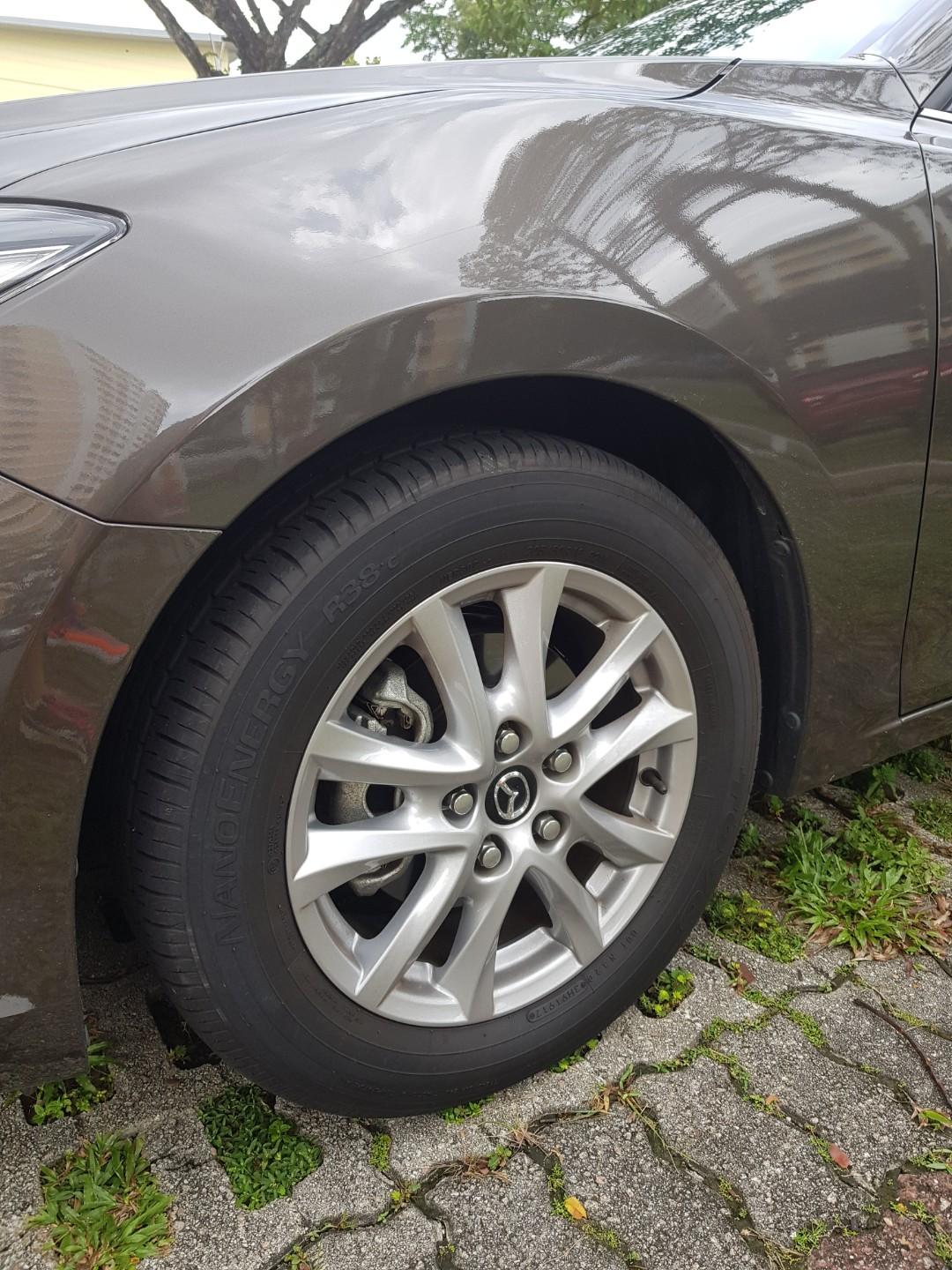 Mazda 3 Rims Set Car Rims Only Car Accessories Tyres Rims On