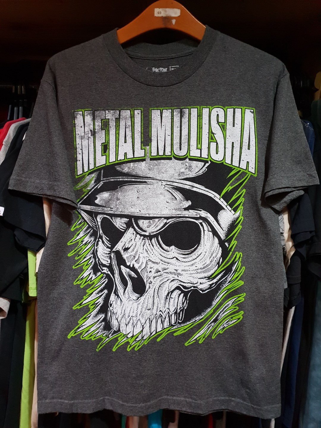 2d95d1ebed8e METAL MULISHA TSHIRT, Men's Fashion, Clothes, Tops on Carousell