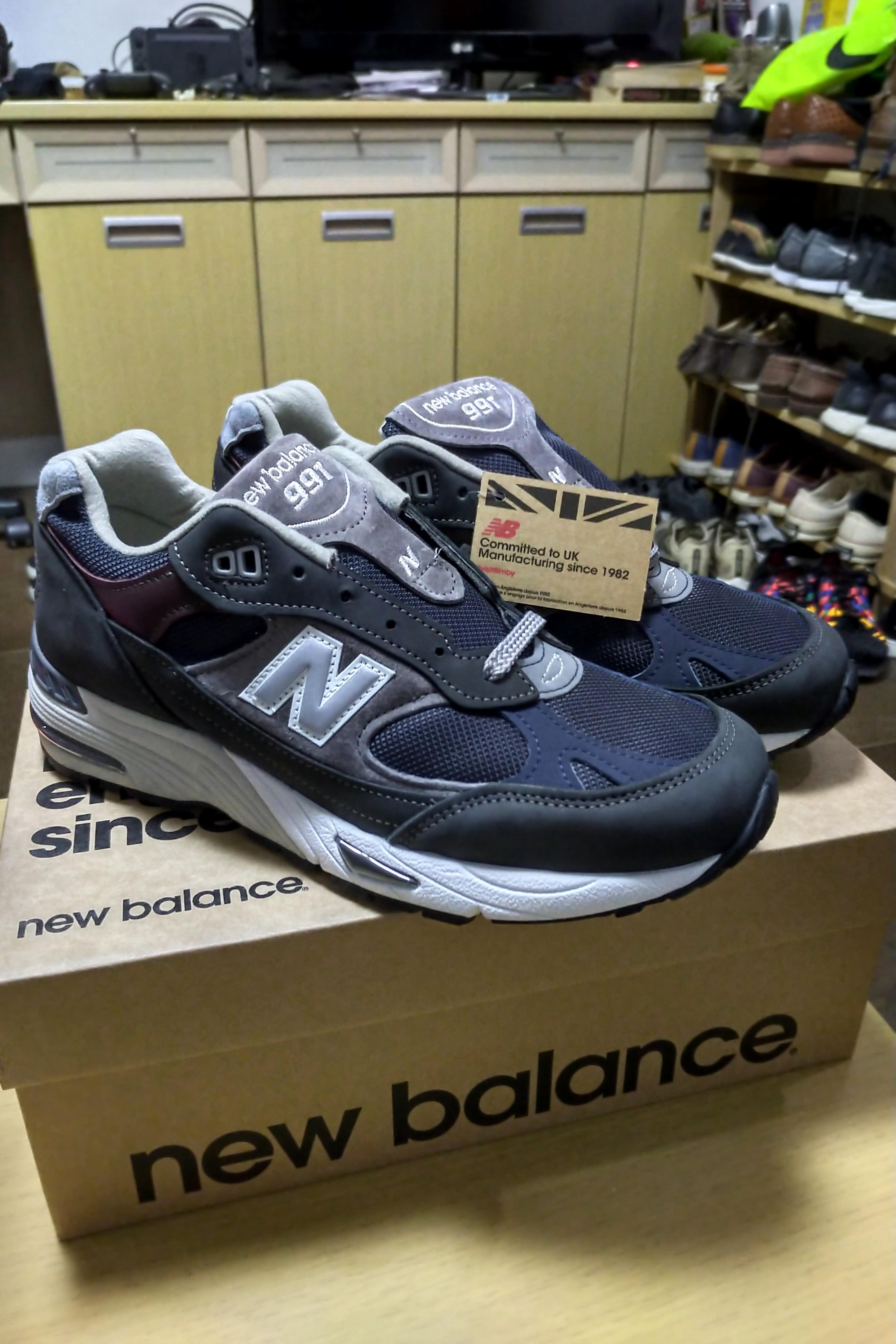 new balance 991 13