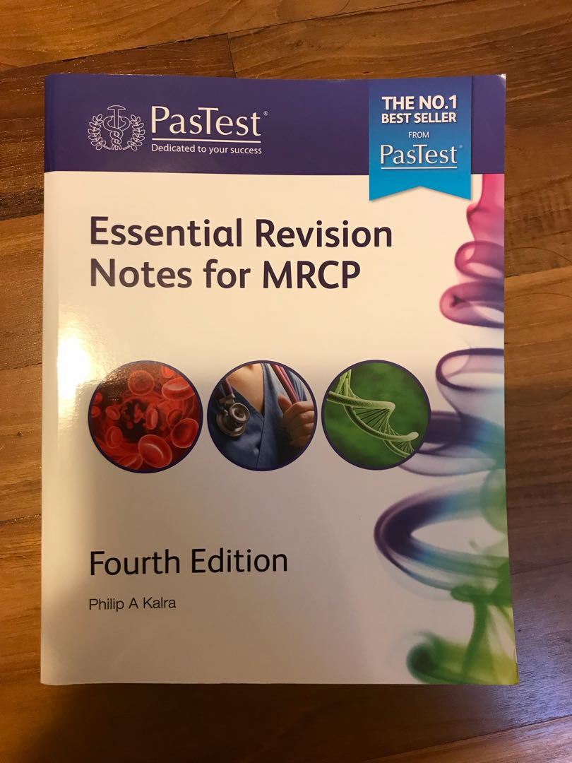 Pastest Essential Revision Notes for MRCP