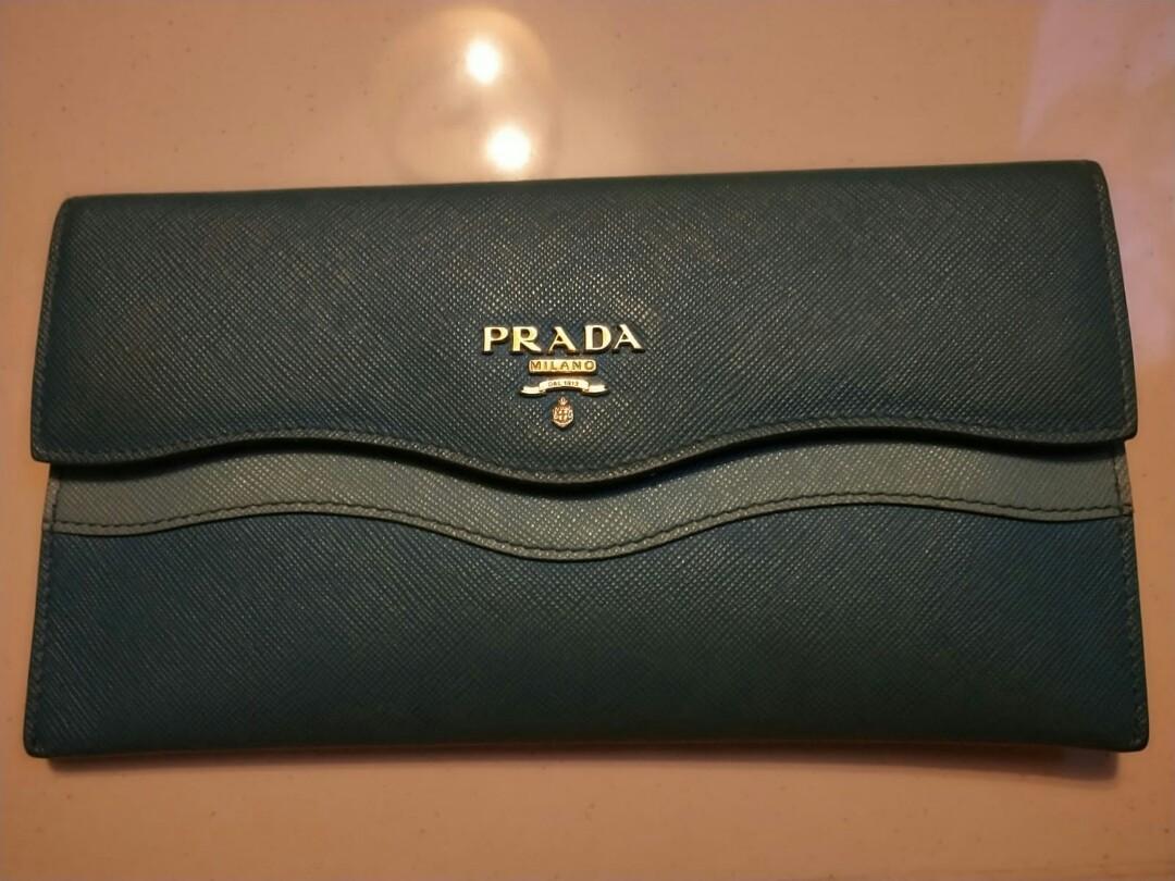 3d9b2d7156f9 Prada Seasonal collection Wallet, Luxury, Bags & Wallets, Wallets on ...