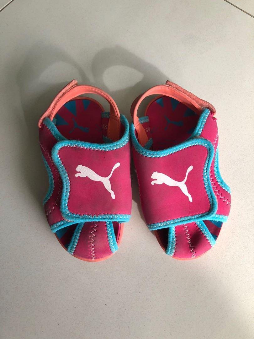 Puma sandal, Uk9