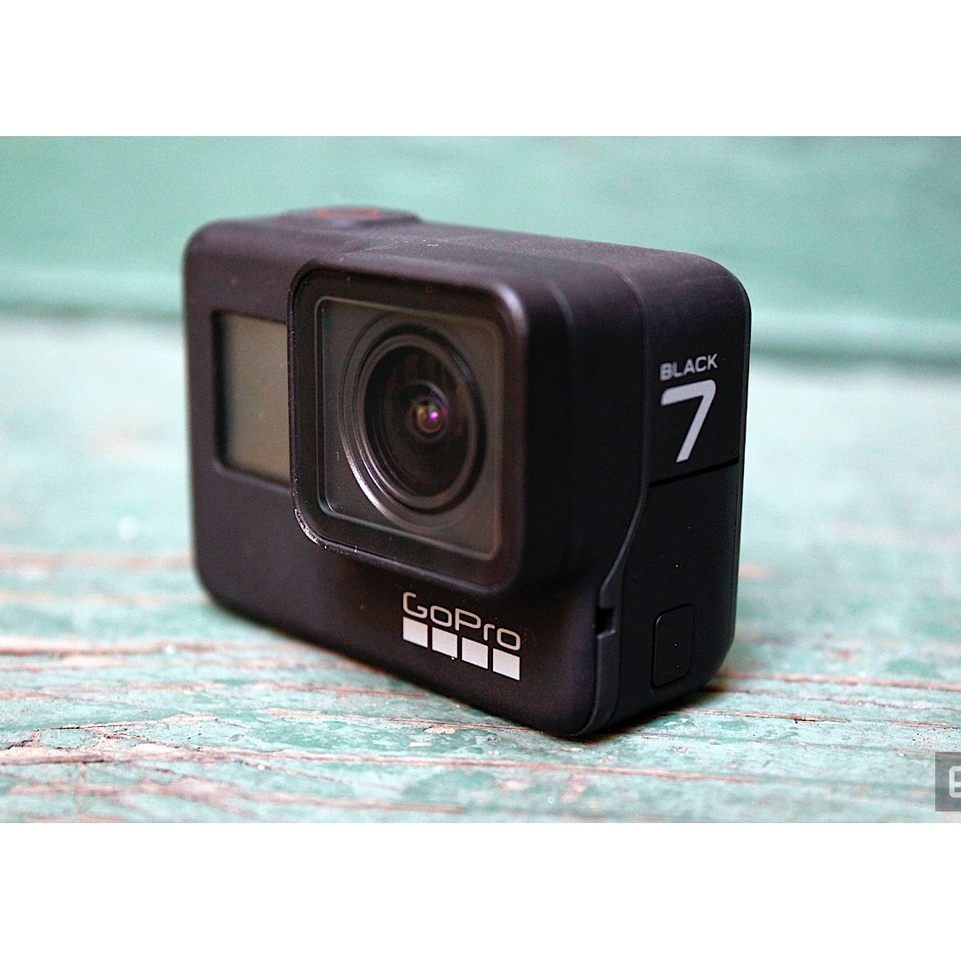 Rent Gopro Hero 7 Black Photography Cameras Others On Carousell Blackout Housing 3rd Party For Hero3 Hero4