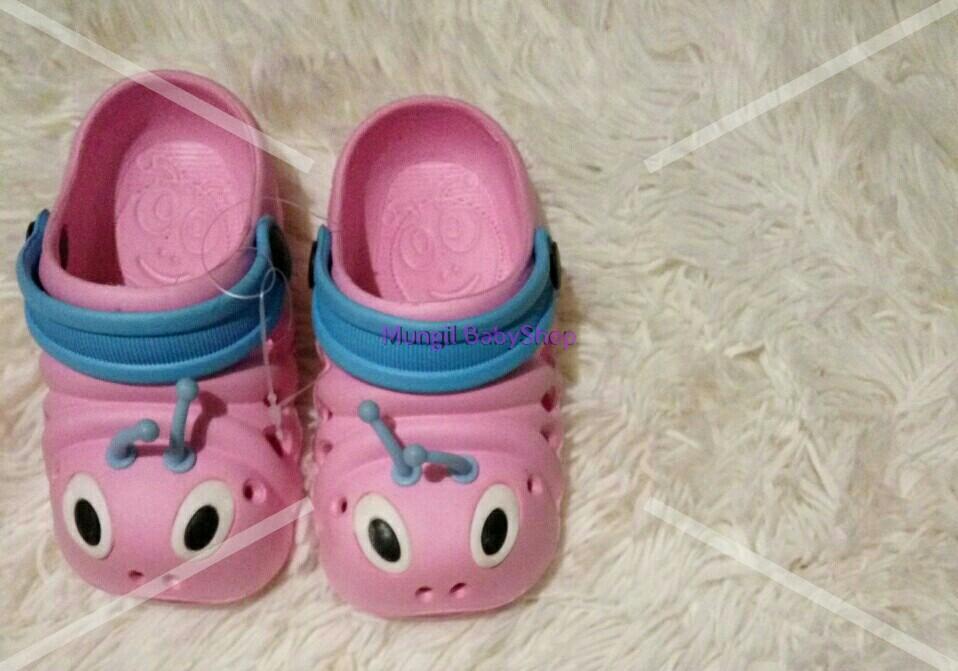Sandal Ulat Pink