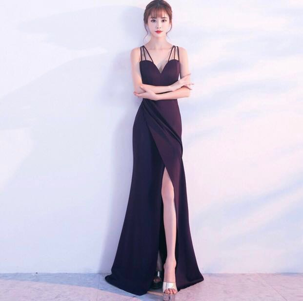 a8ea447a54ac Shop your minimalistic maxi prom dress/evening gown here!, Women's ...