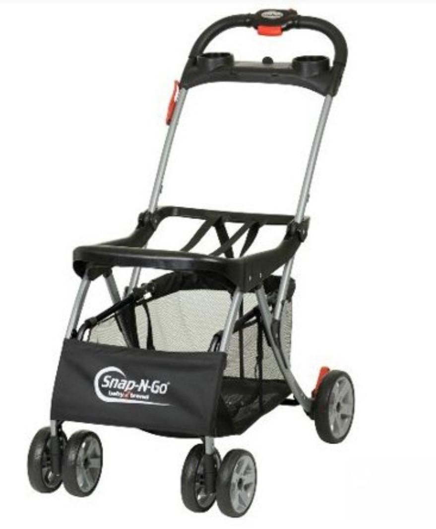 Snap N Go Car Seat Carrier Bayi Kanak Kereta Dorong Beg Dan Carriers Di Carousell