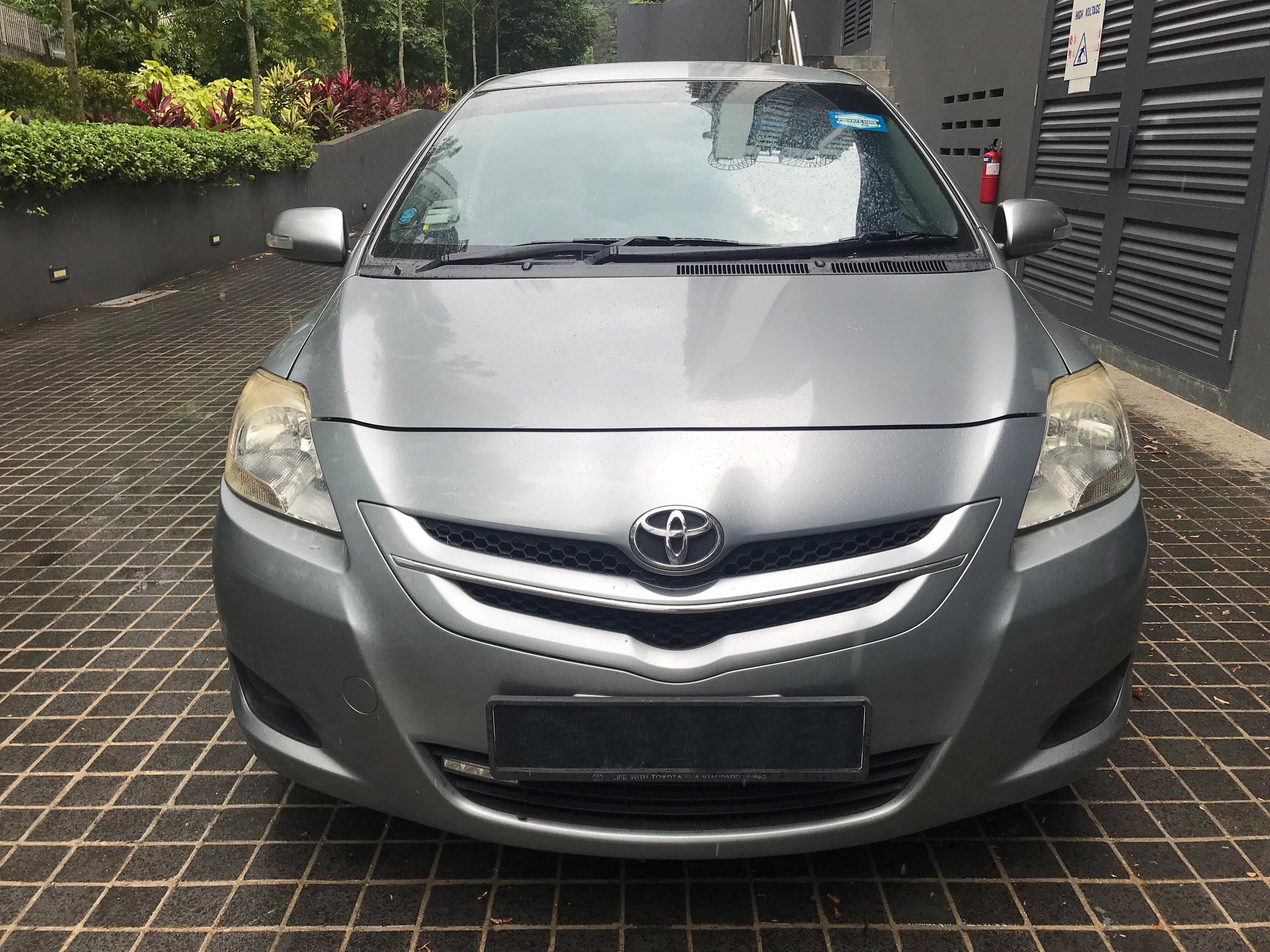 SPECIAL PROMO Toyota Vios 1.5 Manual , Cars, Vehicle Rentals on Carousell