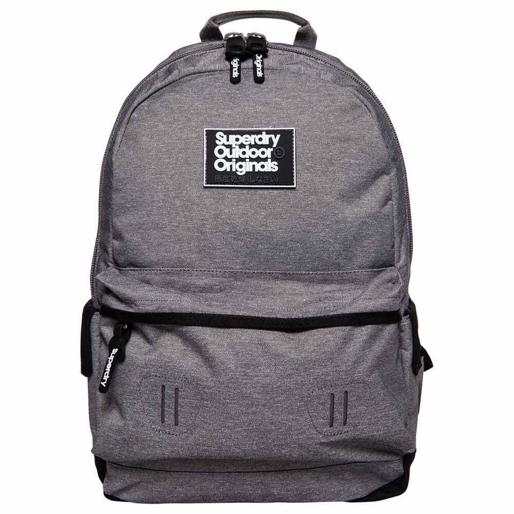 4b224e3734 Superdry Binder Montana Backpack   Rucksack in Grey Grit