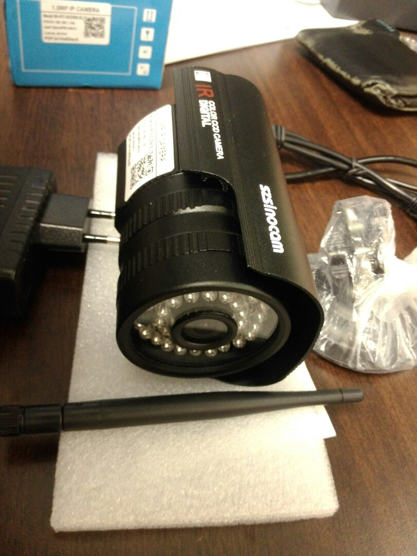 Szsinocam 720P Waterproof IP Camera