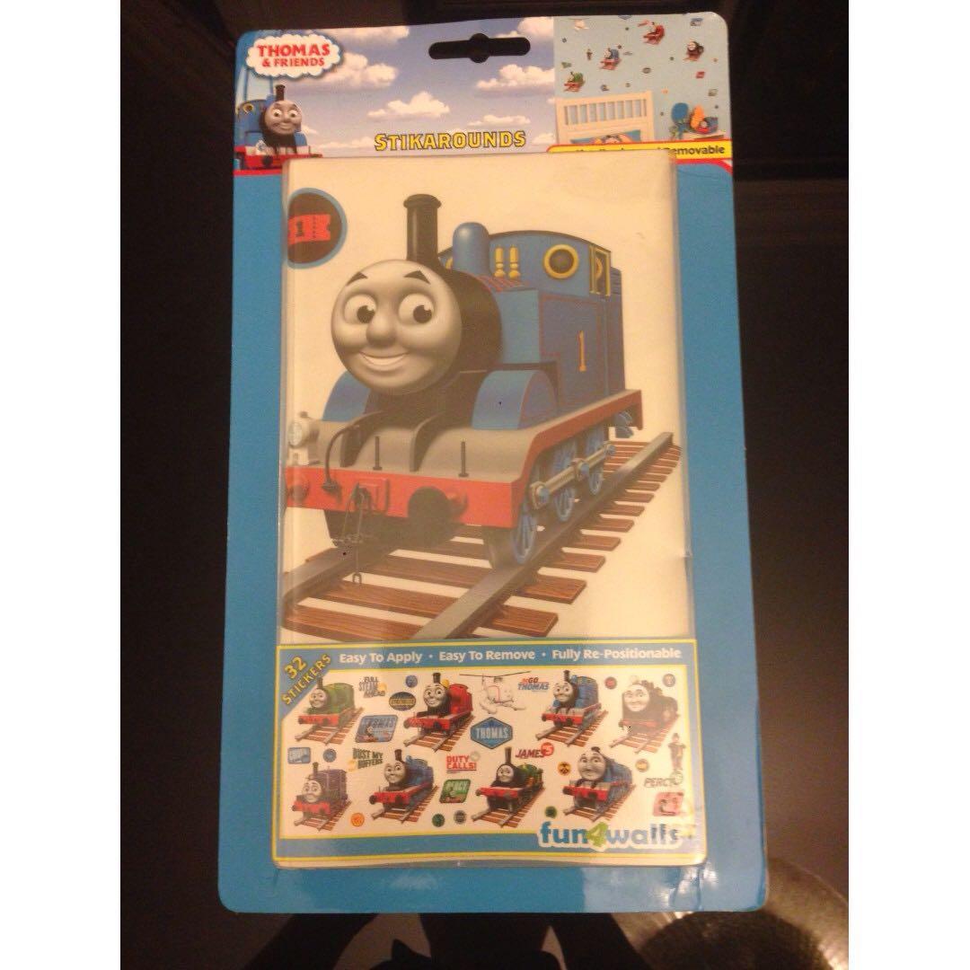 Thomas & Friends Wall Stickers