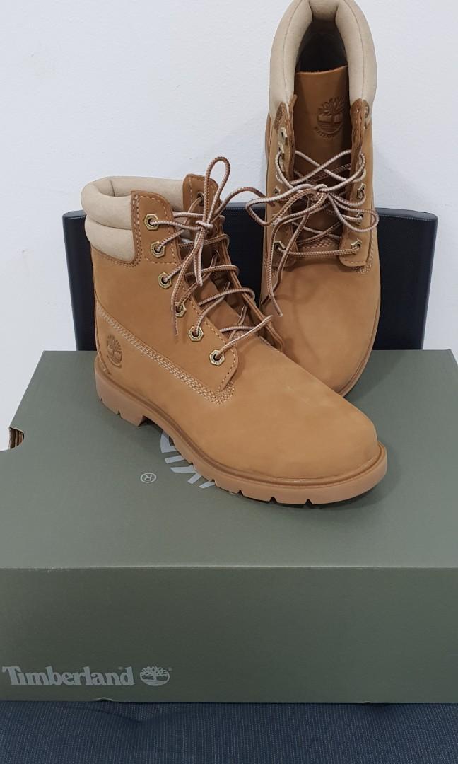 0b6e6a05469 Timberland Boots (Brand New) Linden Woods Women Size US6.5, Women's ...