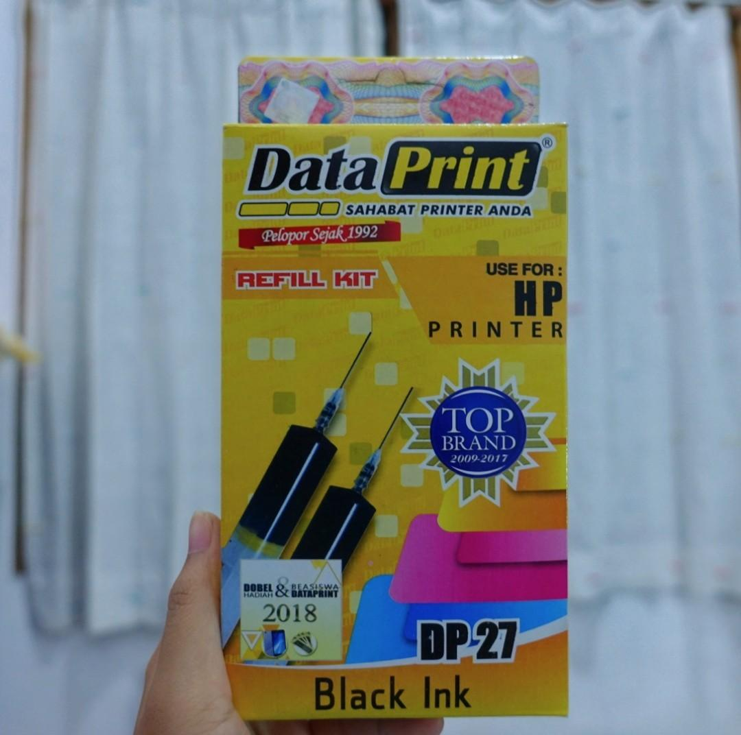 Tinta Printer HP 1pc (Free*)