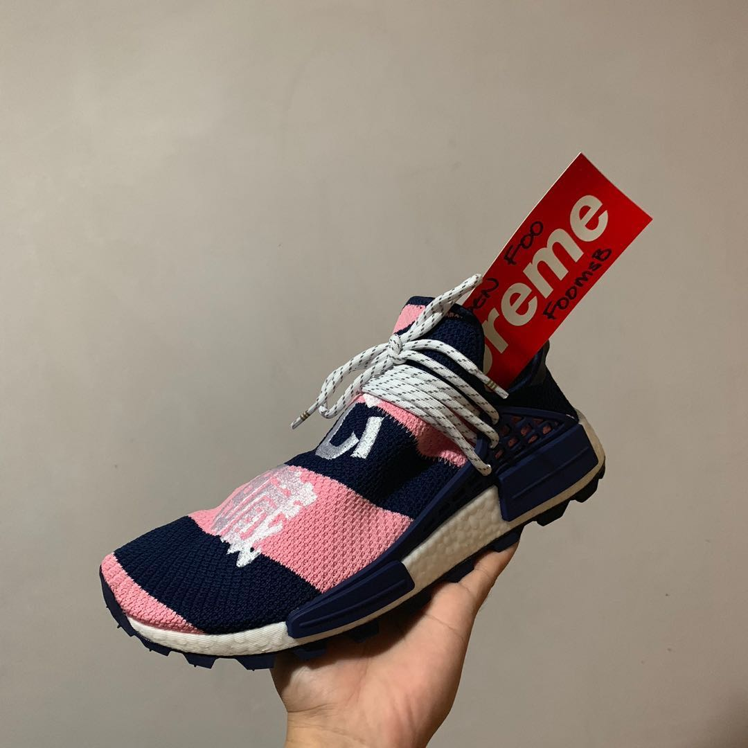 73049a47f UK10.5 US11 BBC EXCLUSIVE HUMAN RACE NMD