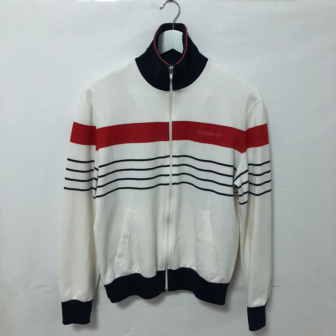 low price for whole family really cheap Vintage Adidas Ventex Track Top